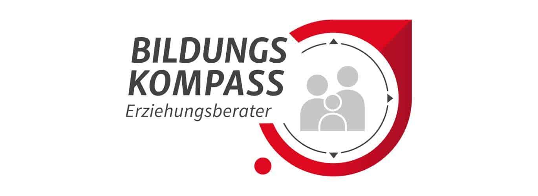Bildungskompass - Erziehungsberater Logo Pressemitteilung