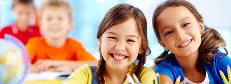 Berufswunsch - Erziehungsberater - Kinder am lernen